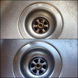 sink cleaning brighton